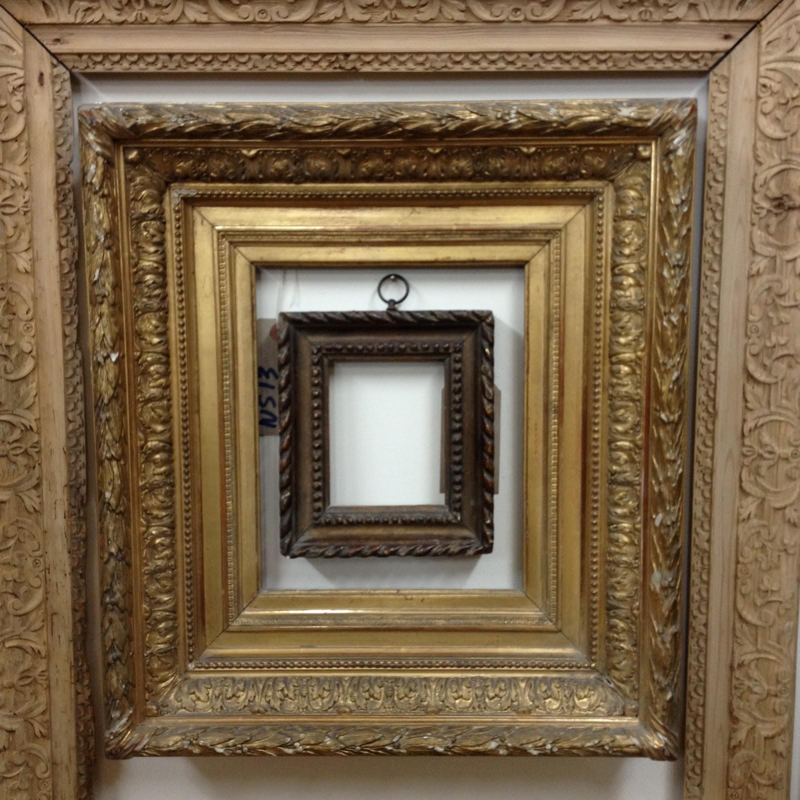 Framemaker: Antique Frames within Frames
