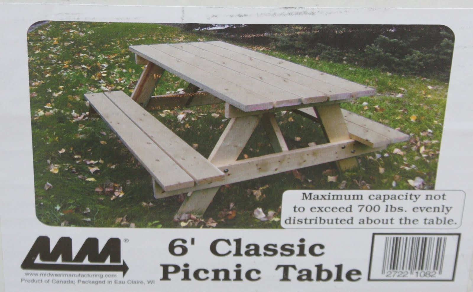 Woodwork Wood Picnic Table Kits PDF Plans