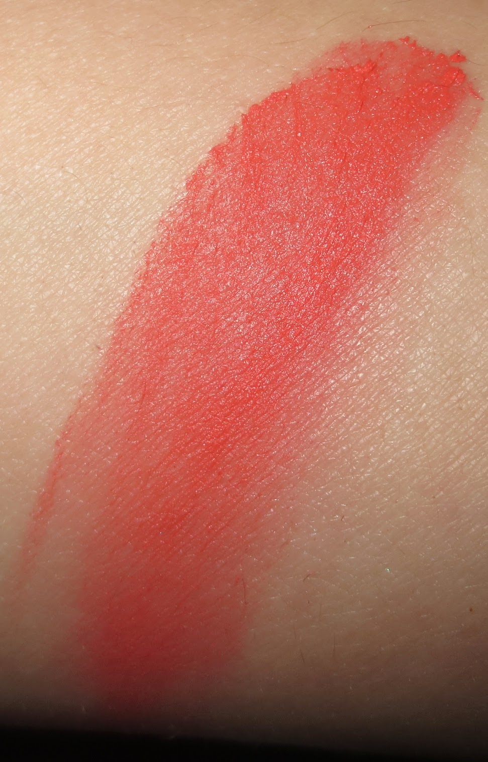 Revlon's Cream Blush in Coral Reef swatch