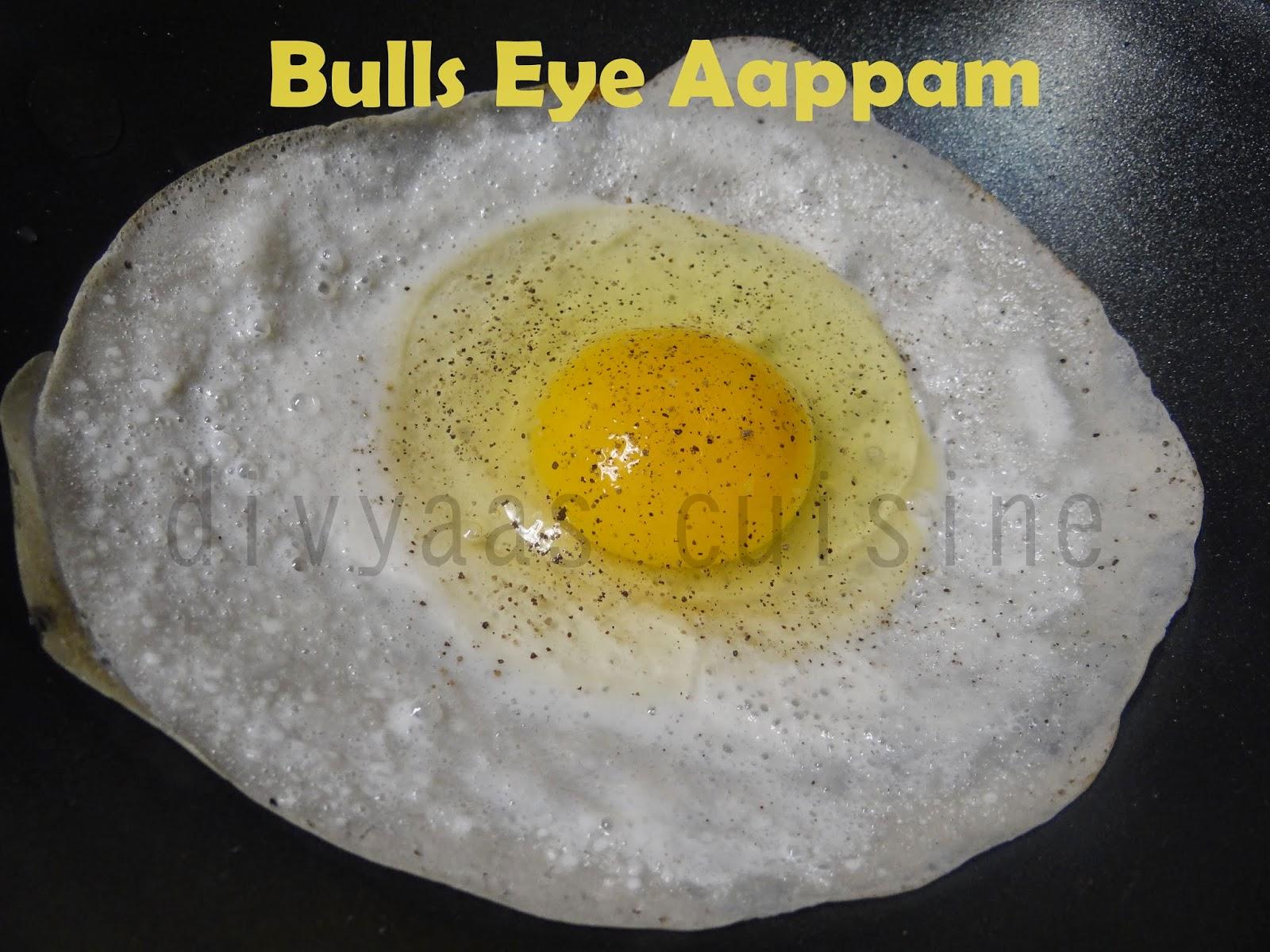 Bulls Eye Aappam
