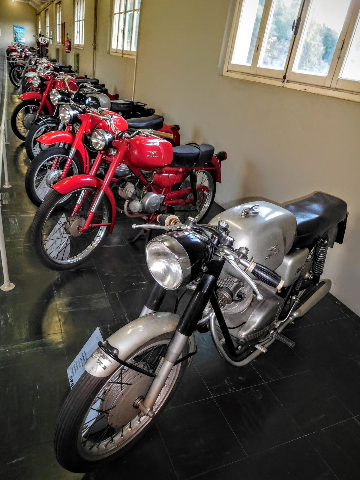 Tigho NYDucati:  1956 Moto Guzzi Dingo Cross
