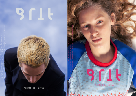 Grit Magazine's Summer 2014 Covers are 'Bliss'