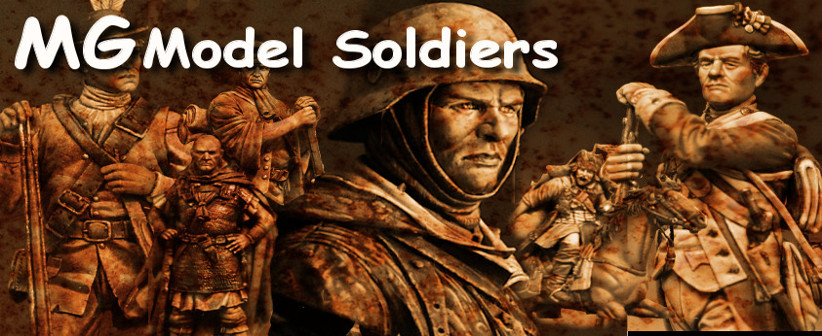 MGModelsoldiers