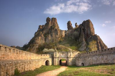 The Castle of Belogradchik, Bulgaria