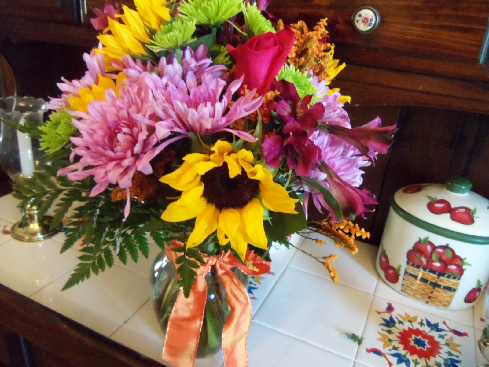 Grandma Bonnie s Closet Birthday Flowers Giveaway