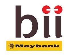 bii maybank logo