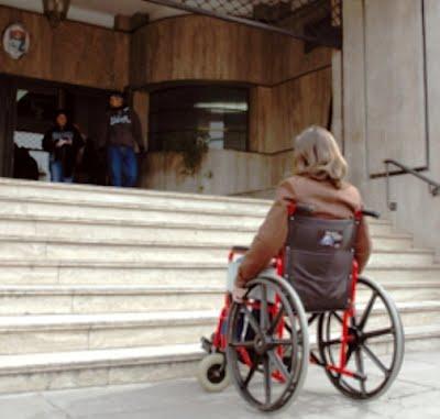 Discriminacion por discapacidad fisica yahoo