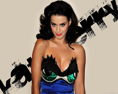Katy Perry Glamorous Model Wallpaper
