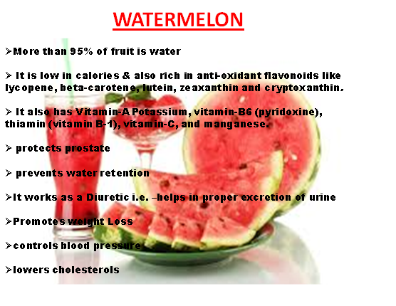 drink watermelon