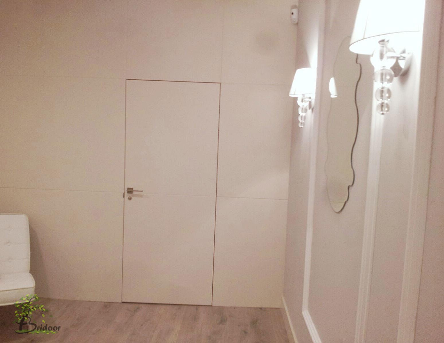 Bridoor s l noor secret obra integral con mobiliario lacado - Panelados para paredes ...