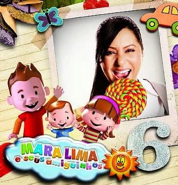 Mara Lima e Seus Amiguinhos - Volume.6 (2013)
