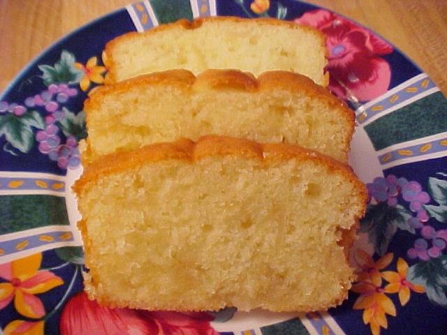 Gâteau ou cakes aux 3 amandes