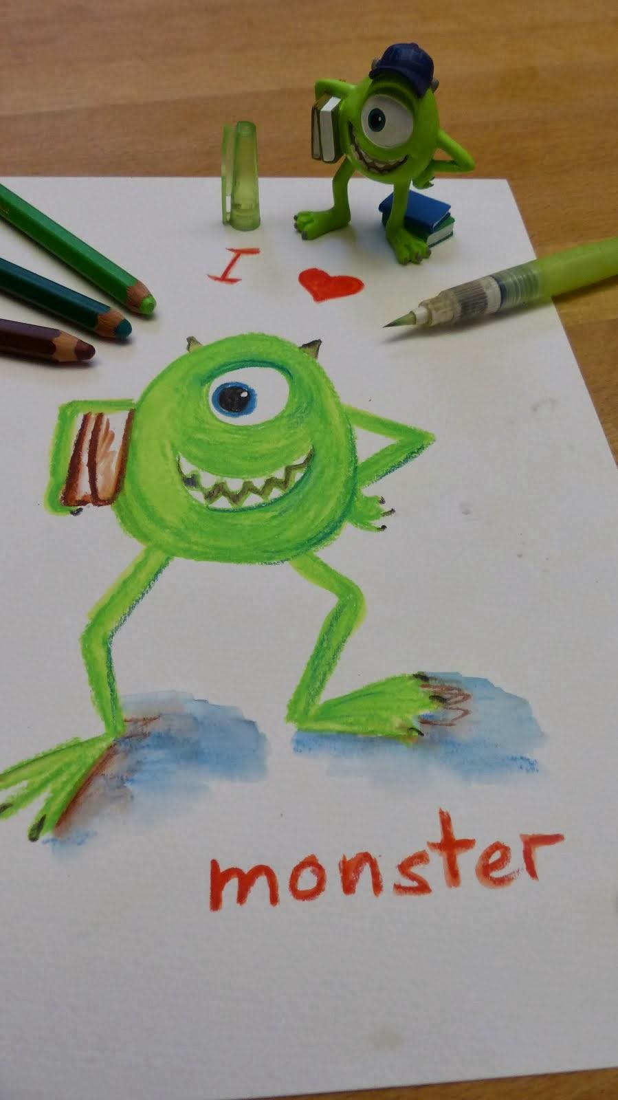 Monster Liebe