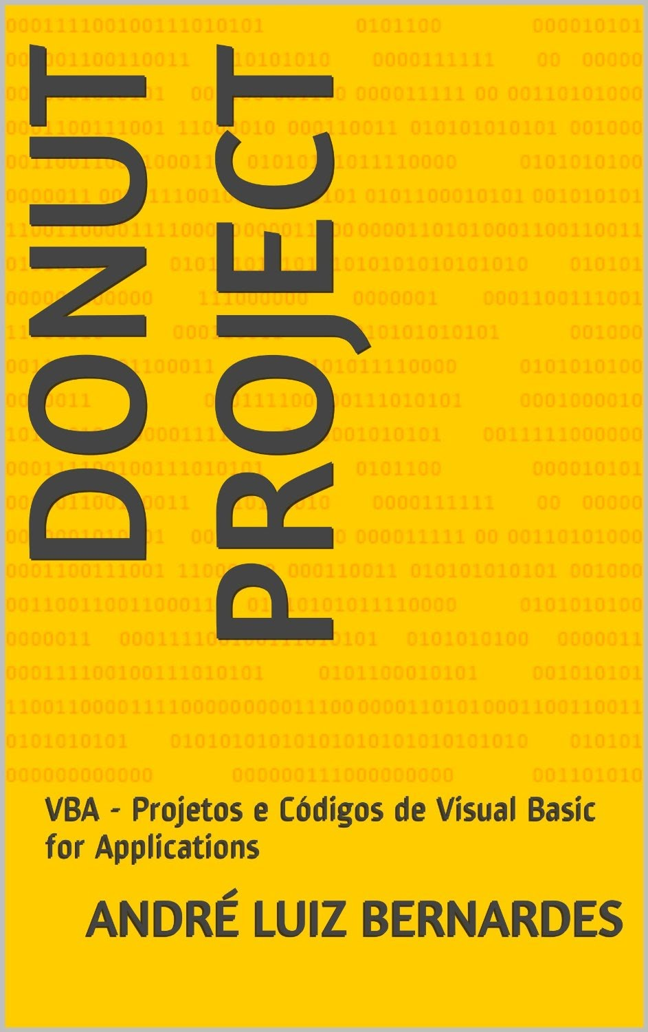 eBook - DONUT PROJECT: VBA
