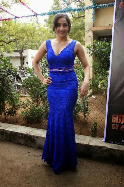 Komal Sharma Stills At Vaigai Express Movie Launch 9.jpg