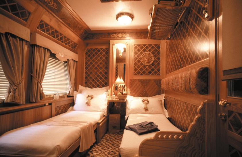 Luksustog i nordthailand med st og orientekspressen for Bedroom express