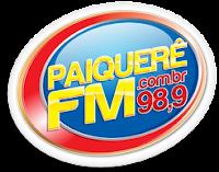 ouvir a radio Paiquerê FM 98,9 ao vivo e online  Londrina