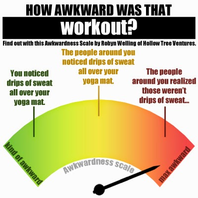 How awkwardness was that workout by Robyn Welling @RobynHTV