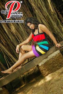 Pawani Madushani hot thighs