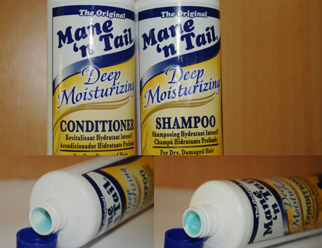 Mane n Tail Deep Moisturizing Shampoo and Conditioner