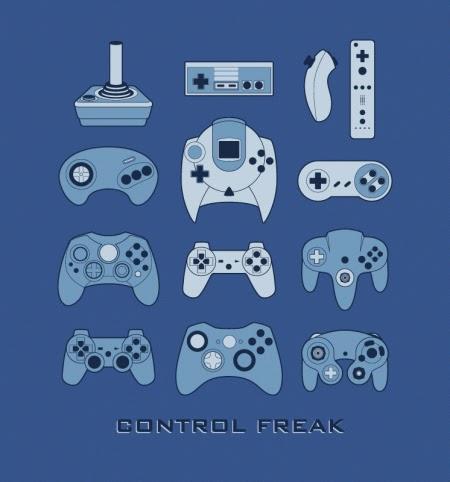 Gaming Control Freak