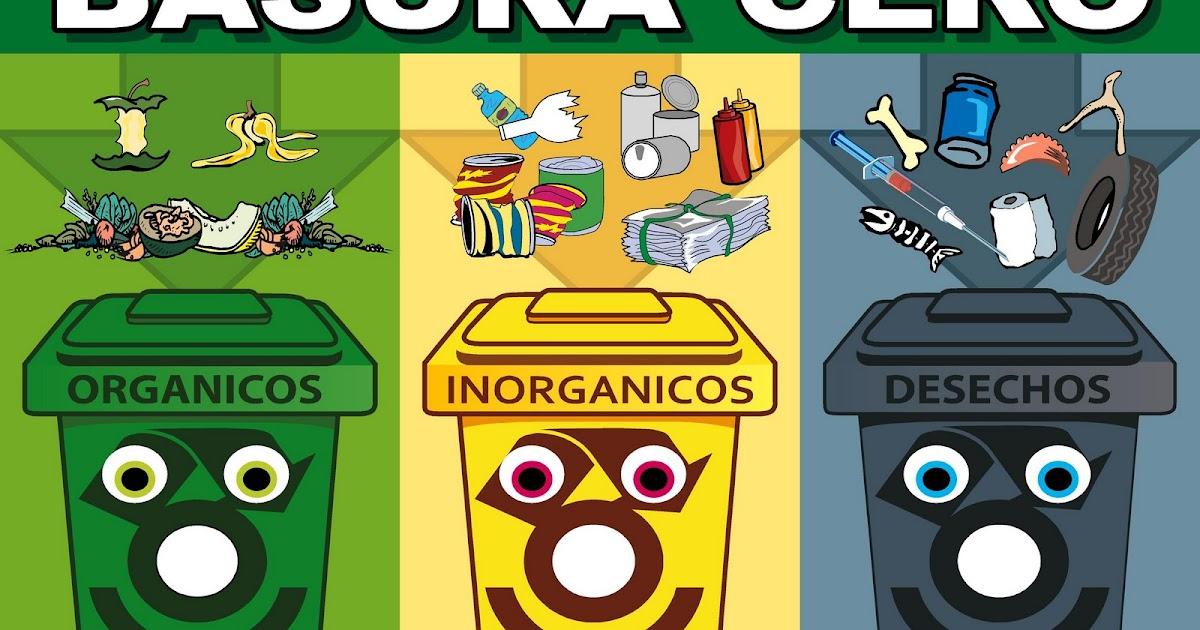 Prohibida la basura for Suelo organico dibujo animado