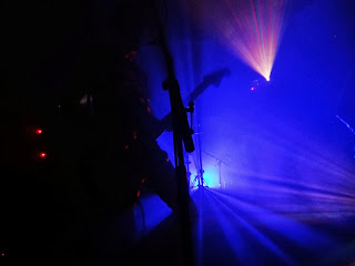 18.09.2013 Münster - Gleis 22: A Place To Bury Strangers