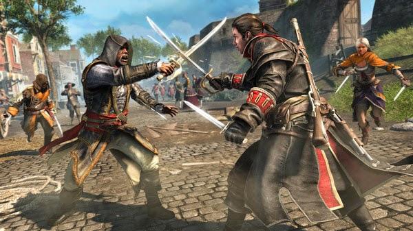 Assassins Creed Rogue Screenshot 4
