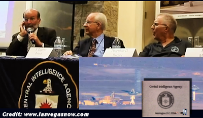 CIA Employees Chat About Area 51 & UFOs