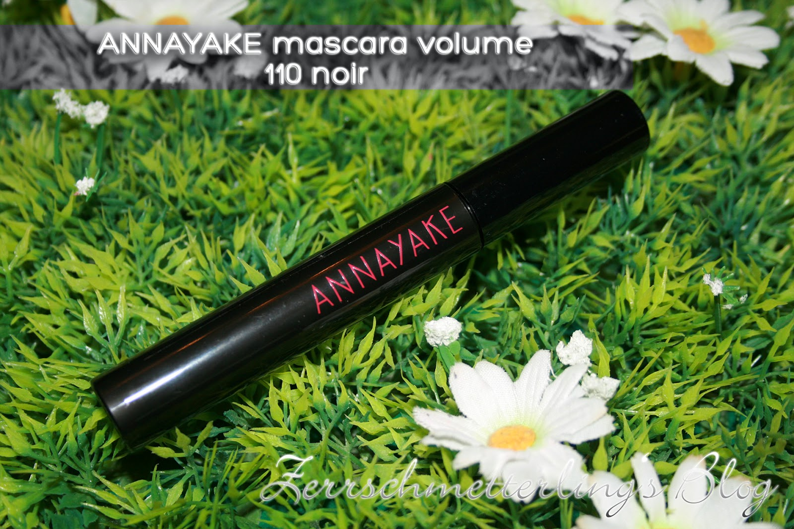 Zerrschmetterlings Blog: [REVIEW+SWATCHES] ANNAYAKE volume mascara ...