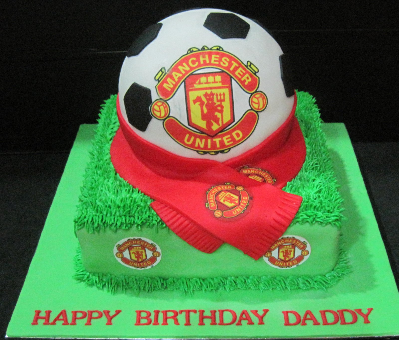 Cake Decorating Ideas For Football : Cake Decorating Football Ii Cake Decorating Instructions ...