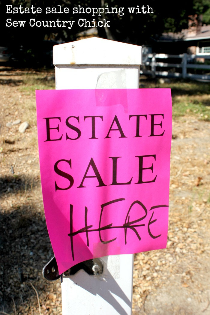 Estate sales