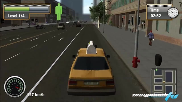 New York City Taxi Simulator PC Full ISO 2012