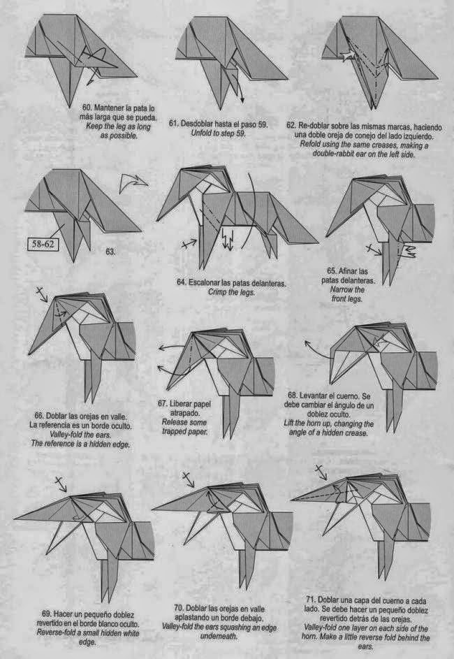 very complex origami instructions origami flower easy
