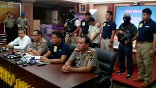 Konferensi Pers Kasus Bom Alam Sutera (29/10/2015)