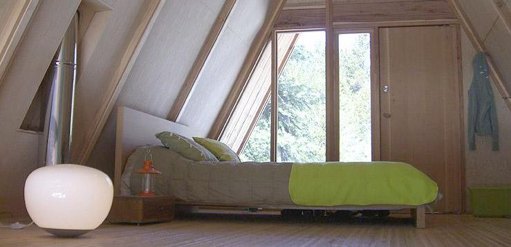Queen Loft Bed Plans With Desk