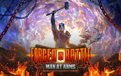Baixar Forged in Battle: Man at Arms v1.7.7 Apk