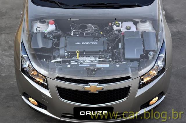 Chevrolet Cruze LTZ 2012 - motor ECOTEC6