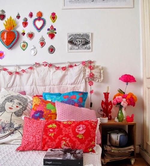 Dise a tu vida ideas para decoraci n kitsch en dormitorio - Disena tu dormitorio ...