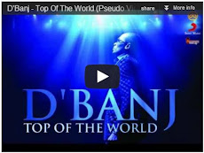 DON JAZZY SAID DBANJ IS WORLD CLASS...NOW I KNOW