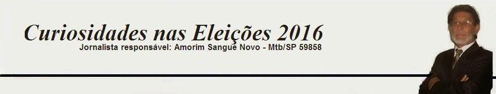 Curiosidades nas eleições 2016