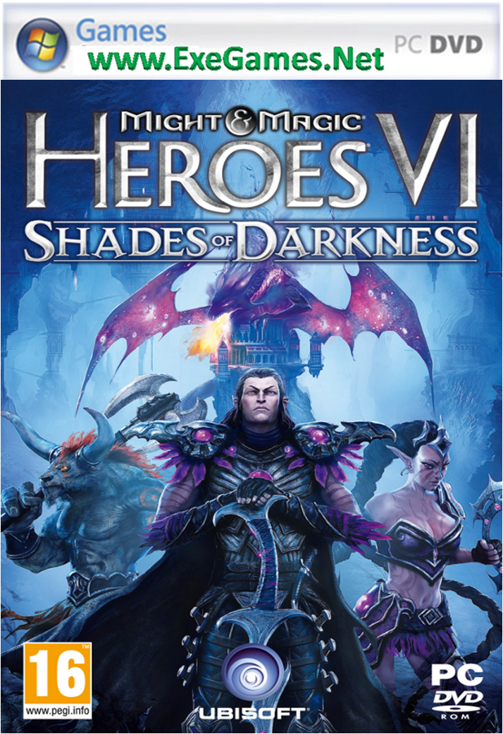 might (and,furthermore) magic heroes vi shades of darkness