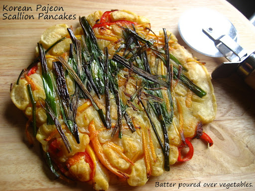 Home Cooking In Montana: Korean Pajeon(Green Onion Pancakes)... and a ...