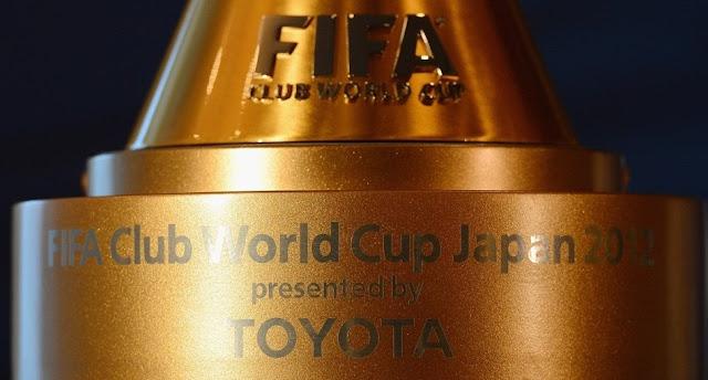 Taça do Mundial de Clubes conquistada pelo Corinthians
