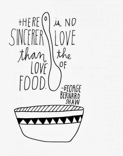 Cooking Quotes Impressive A Lovely Life Indeed Quotes On Cooking And Eating To Inspire The