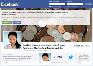 Facebookseite vom Blog stereomane.de
