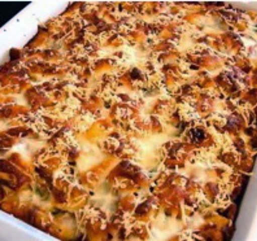 Best Recipe In The World With Us Chicken Parmesan Casserole