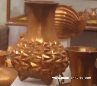 Mexican Handicrafts at the National Copper Fair in Santa Clara del Cobre