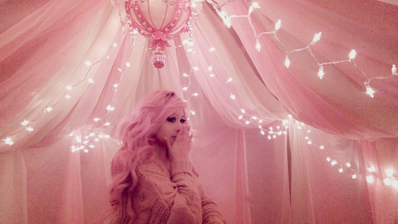 My Darling Rainbow Blanket Fort Magic