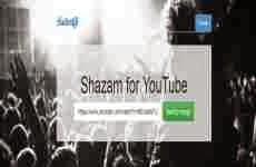 Audentifi: identifica canciones por sonido en YouTube (Shazam para YouTube)